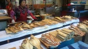 Busan Balık Pazarı