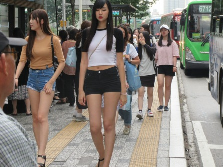 Seul'de Kızlar : )